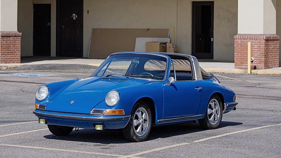 1967 Porsche 911 Targa - Mecum Denver