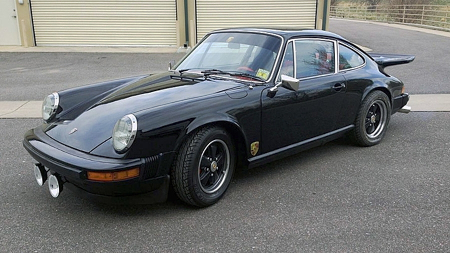 1976 Porsche 911 Coupe - Mecum Denver