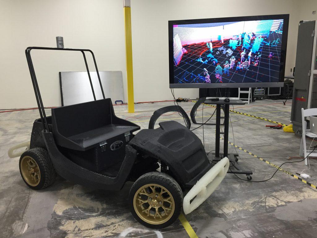 U-M 3D-printed SmartCarts