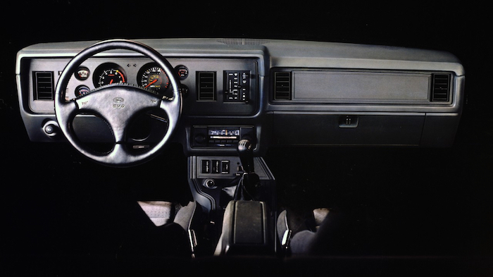 1985 Mustang SVO Steering Wheel