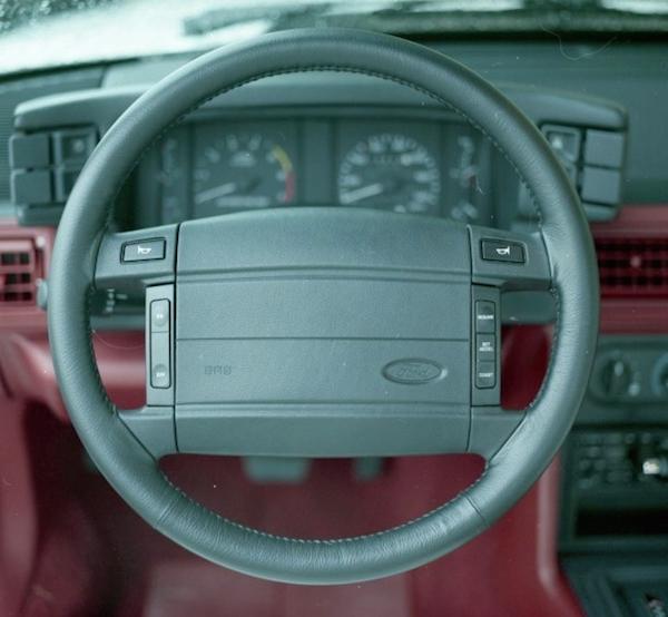 1990 Ford Mustang Steering Wheel