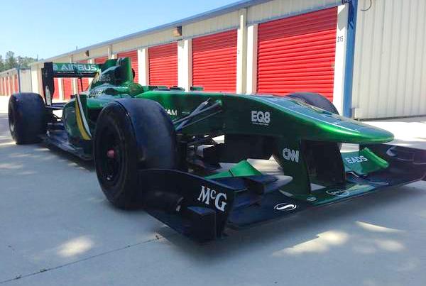 Lotus T128 Formula 1 Car For Sale On Craigslist